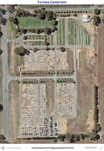 [picture of Tatura cemetery map 2016]