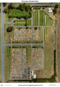[picture of Tatura cemetery map 2017]